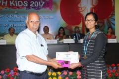 2nd Prize - Dr. Swetha - Southern Railways  Hospital, Chennai