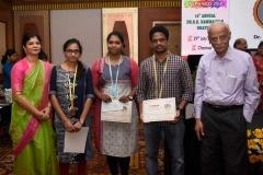Winners of Dr. M.Vijayakumar Meda Exam 2018
